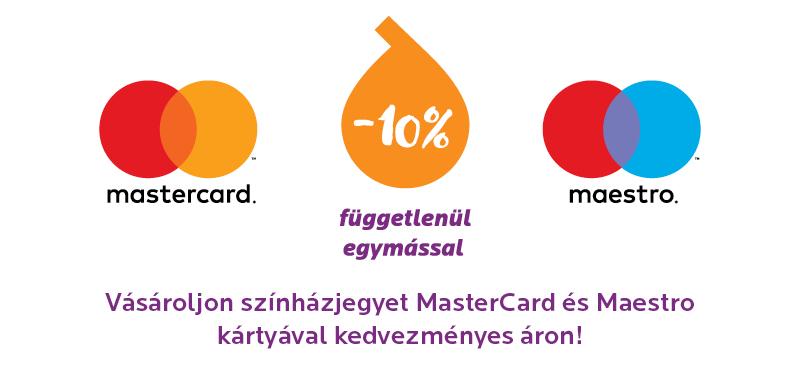 Matercard10%